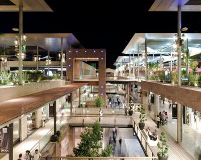 Unibail rodamco ampliar los centros comerciales de - Centre comercial la maquinista ...
