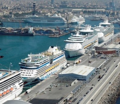 Carnival corporation to invest 20m euros in new cruise terminal in port of barcelona barcelona - Terminal costa cruceros puerto barcelona ...
