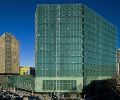 La contractaci d oficines a barcelona creix m s d un 40 for Caixa d enginyers oficines barcelona
