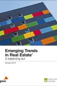 Emerging Trends<br /> in Real Estate