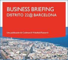 Business Briefing Distrito 22@ Barcelona