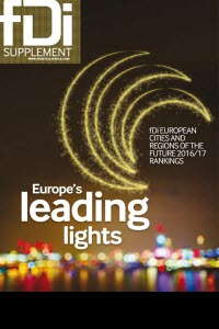European Cities and Regions of the Future 2016-17